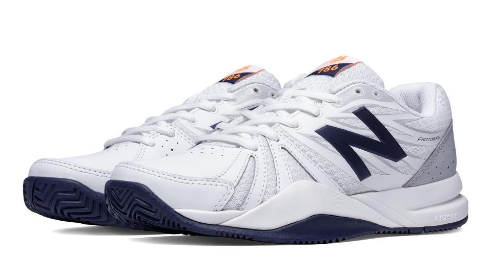 New Balance 786v2 para mujer blanco/azul_005