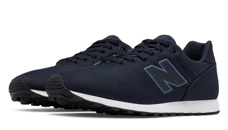 New Balance 373 Synthetic para hombre Navy/azul_052