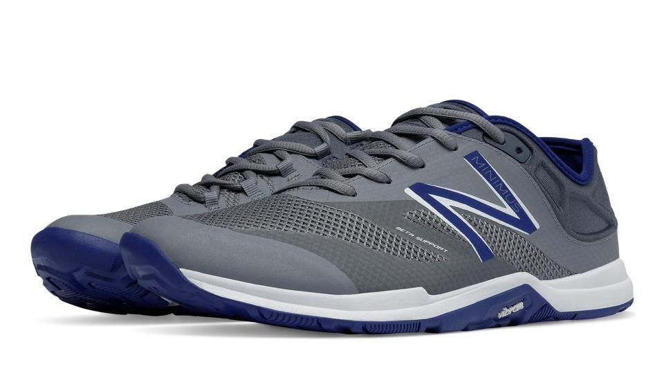 New Balance Minimus 20v5 Trainer para hombre gris/azul_018