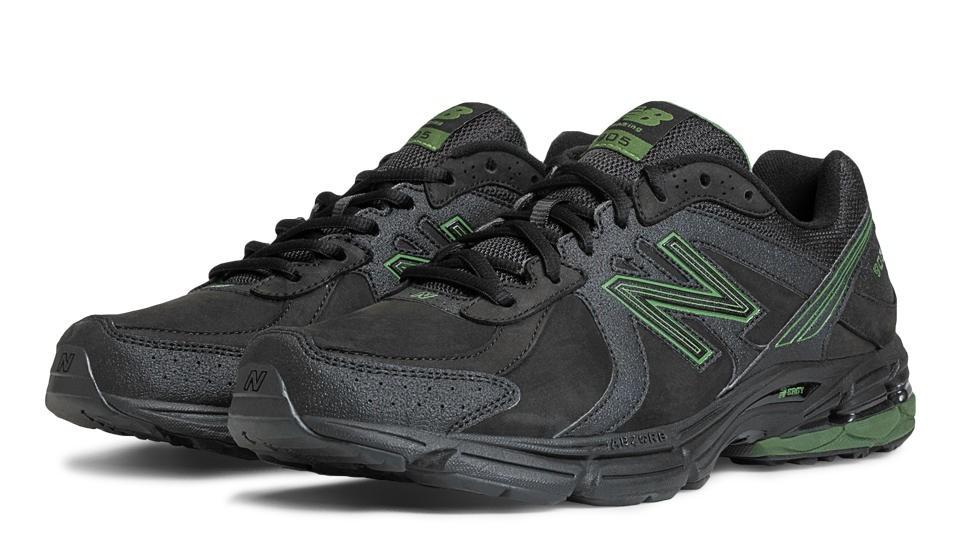 New Balance 905 para hombre negro/verde_029