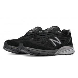 New Balance 990v4 para mujer negro/plata_005