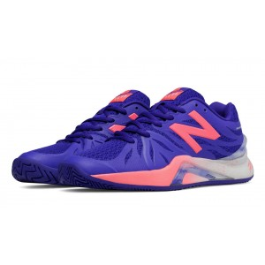 New Balance 1296v2 para mujer violeta/Guava_002