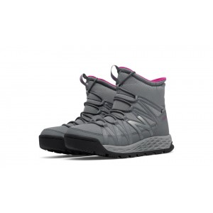 New Balance Fresh Foam 2000 Boot para mujer gris_004