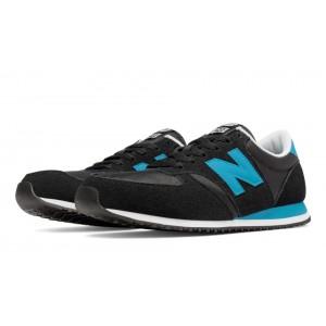 New Balance Unisex 420 negro/Navy_016
