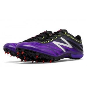 New Balance SD400v3 Spike para mujer violeta/negro_025