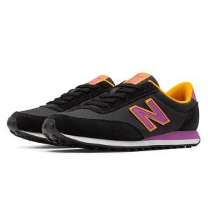 New Balance 410 70s Running para mujer negro/rosa/amarillo_014