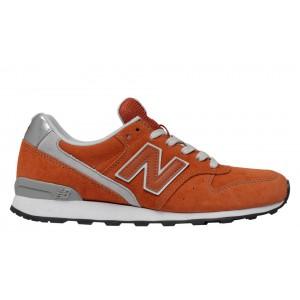 New Balance 996 Redwood para mujer Naranja/Gris_025