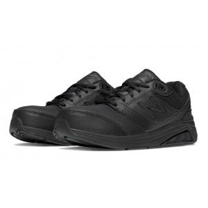 New Balance Leather 928v2 para mujer negro_039