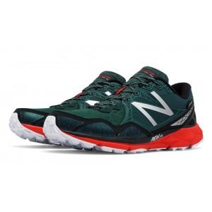 New Balance 910v3 Trail Gore Tex® para hombre Dark verde/rojo/negro_038