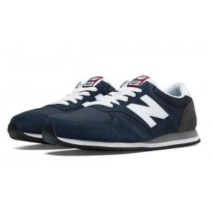 New Balance 420 70s Running para hombre Navy/Blanco_022