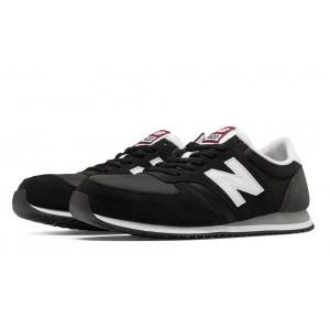 New Balance 420 70s Running para hombre Negro/Blanco_038