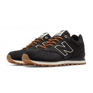 New Balance 574 Outdoor para hombre negro_075