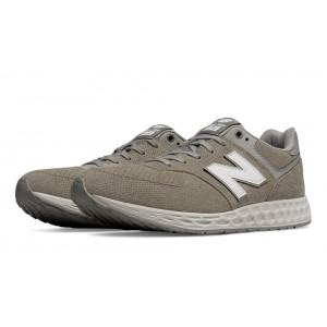 New Balance Fresh Foam 574v2 para hombre Flint gris/blanco_082