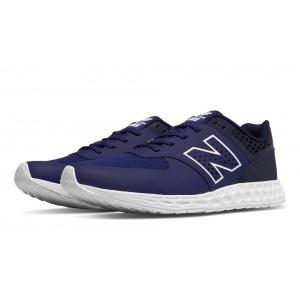 New Balance 574 Fresh Foam Breathe para hombre azul/Navy_004