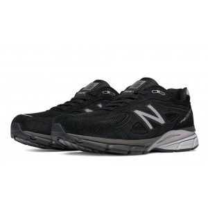 New Balance 990v4 para hombre negro/plata_042