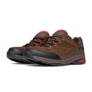 New Balance 1300 para hombre marrón/rojo_028