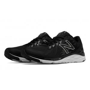 New Balance 790v6 para hombre negro/plata/Bright Cherry_057