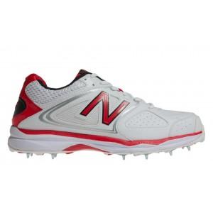 New Balance 4030 para hombre Blanco/Rojo_016