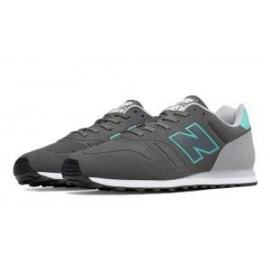 New Balance 373 New Balance para hombre verde/gris_092