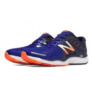 New Balance 1260v6 para hombre azul/naranja_049