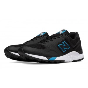 New Balance 850 90's Running para hombre negro/azul_048