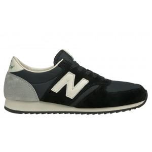New Balance Unisex 420 New Balance Negro/Gris/Blanco_009