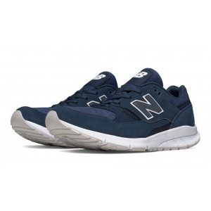 New Balance 530 Vazee Sweatshirt para hombre Navy_039