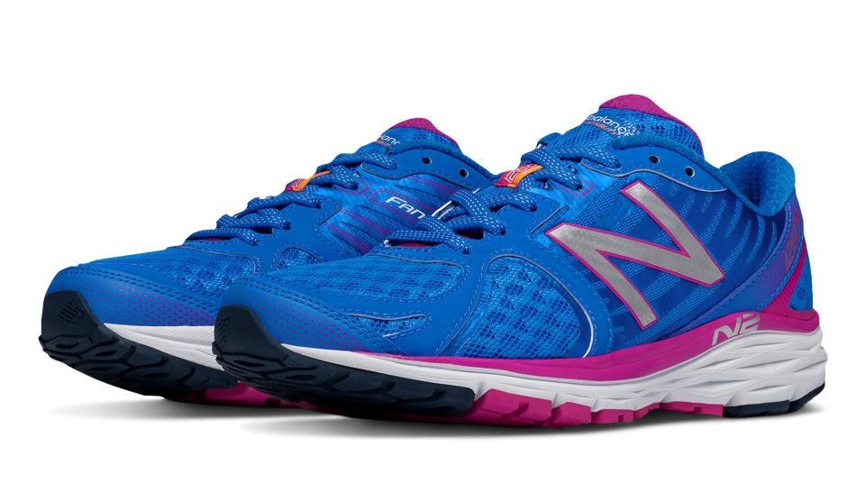 New Balance 1260v5 para mujer azul/rosa_018