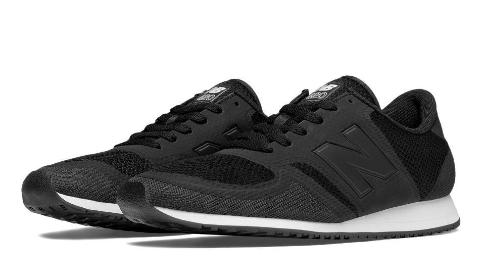 New Balance Unisex 70s Running 420 Mesh negro_026
