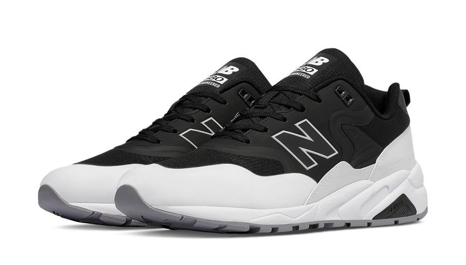 New Balance 580 Re_Engineered para hombre negro/blanco_055