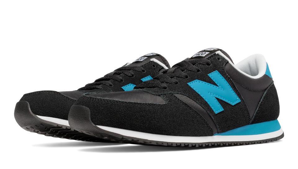 New Balance Unisex 420 negro/Navy_028