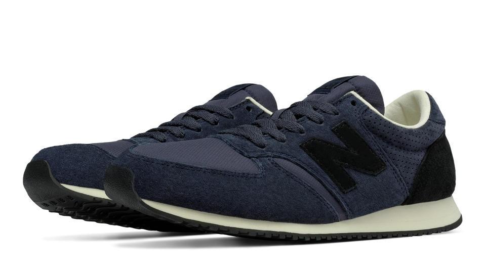 New Balance Unisex 70s Running 420 Pigskin Navy/negro_029