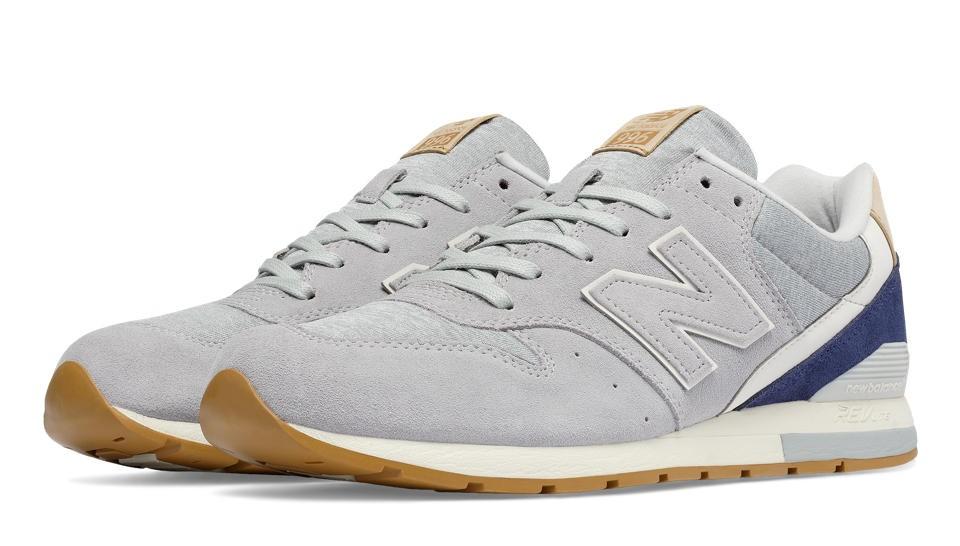 New Balance 996 Suede para hombre gris_087
