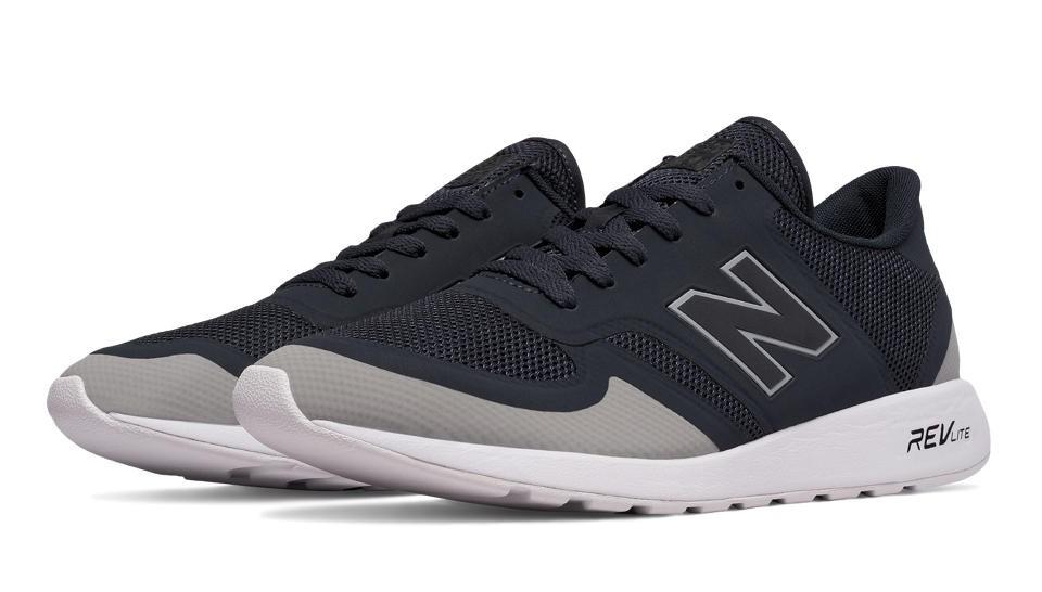 New Balance 420 Re_Engineered para hombre Navy/Light gris_091