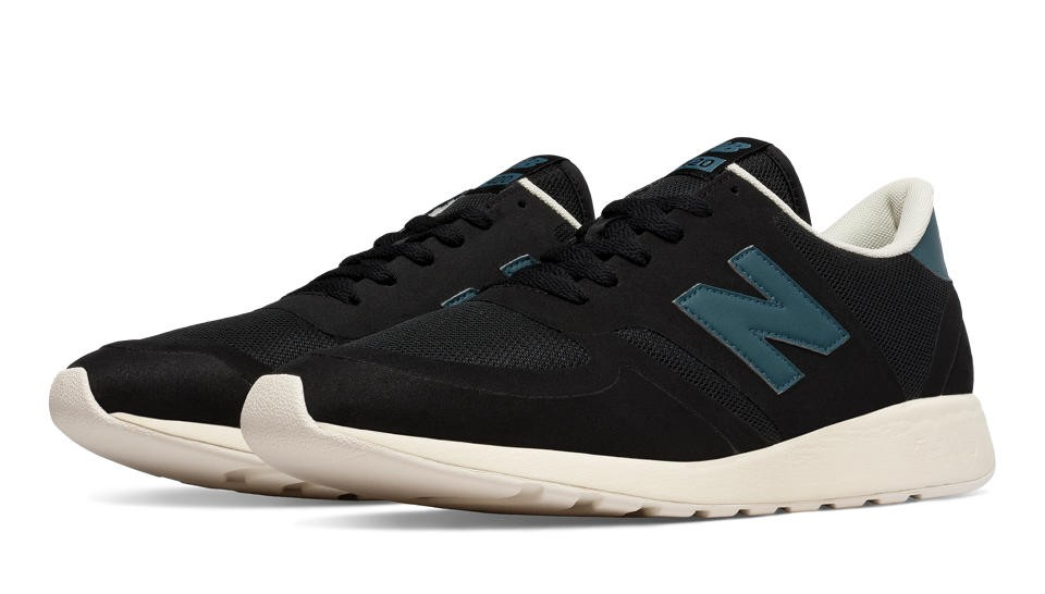 New Balance 420 Re_EngineerojoSuede para hombre negro/azul_096